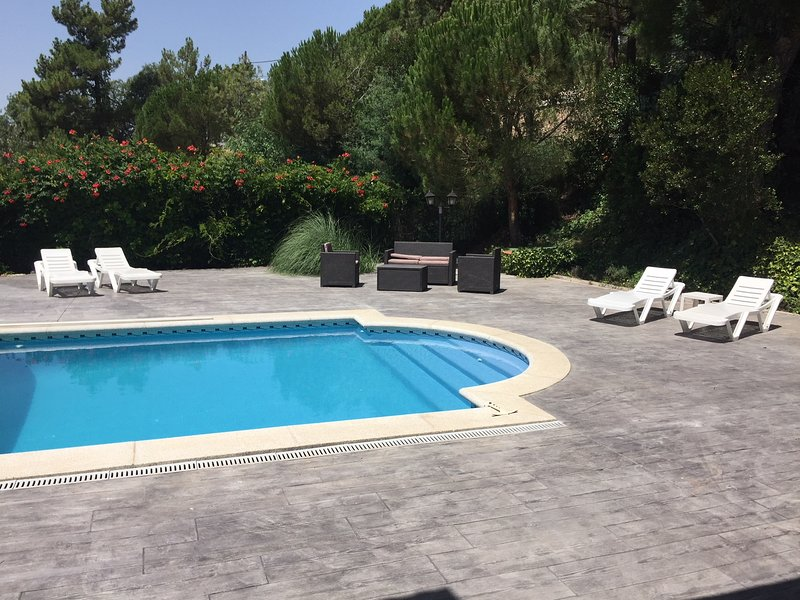 LLORET DE MAR Belle villa 5chambres avec Piscine, holiday rental in Vidreres