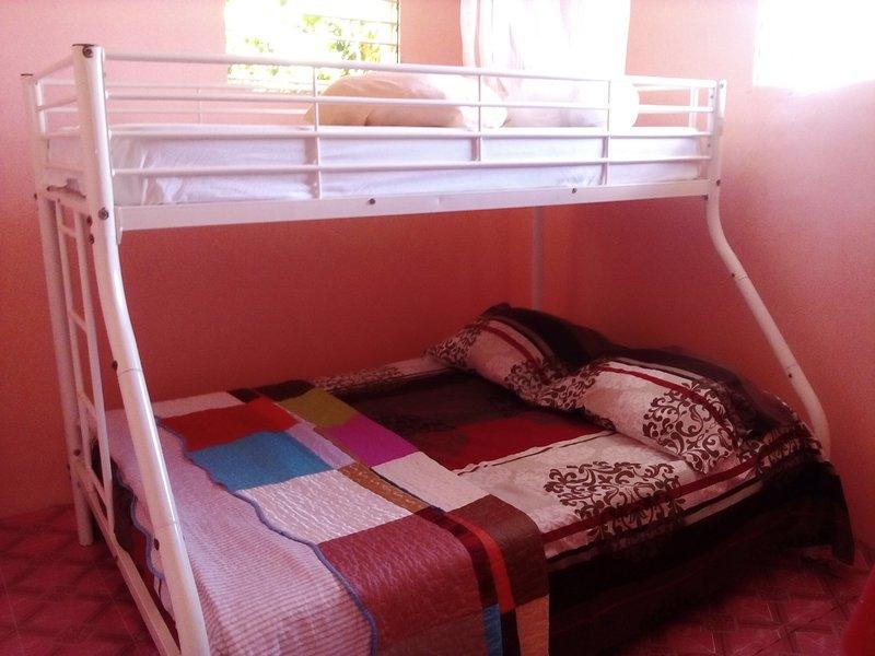 Chambre 2 habitación dos