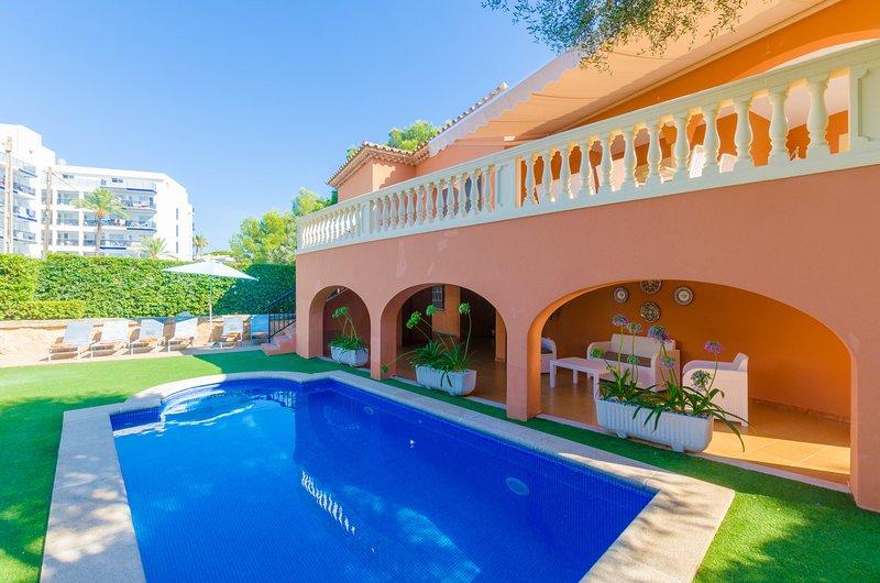 VILLA SON BAULÓ - Villa for 6 people in Ca'n Picafort, vacation rental in Ca'n Picafort