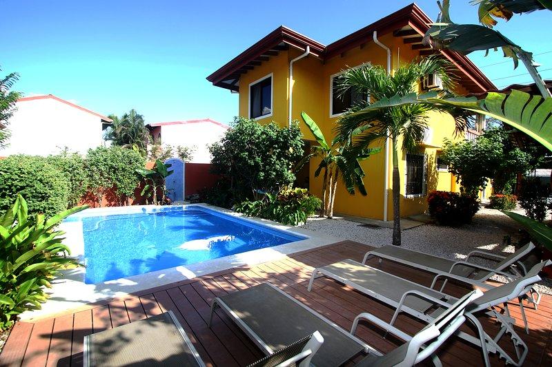 Casa La Chora Ap.1, Ferienwohnung in Playa Samara