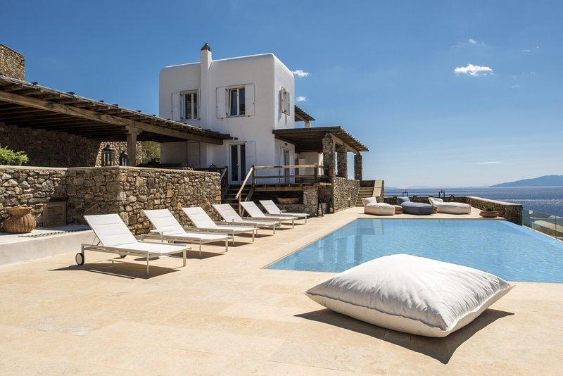 Cecile, location de vacances à Agios Ioannis