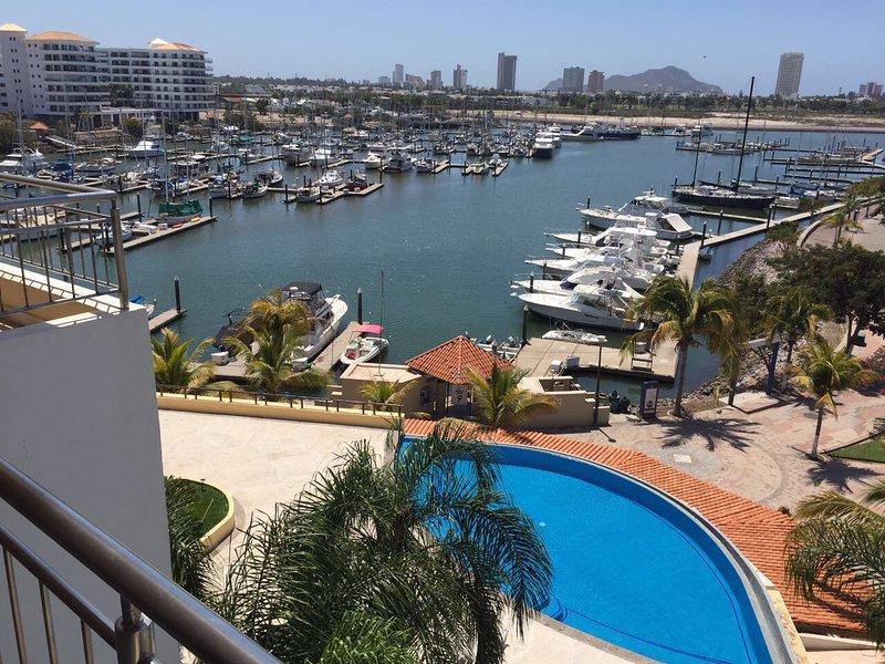 PUNTA MARINA CONDO 501 BY VILLAS HK28 !!!, vacation rental in Mazatlan