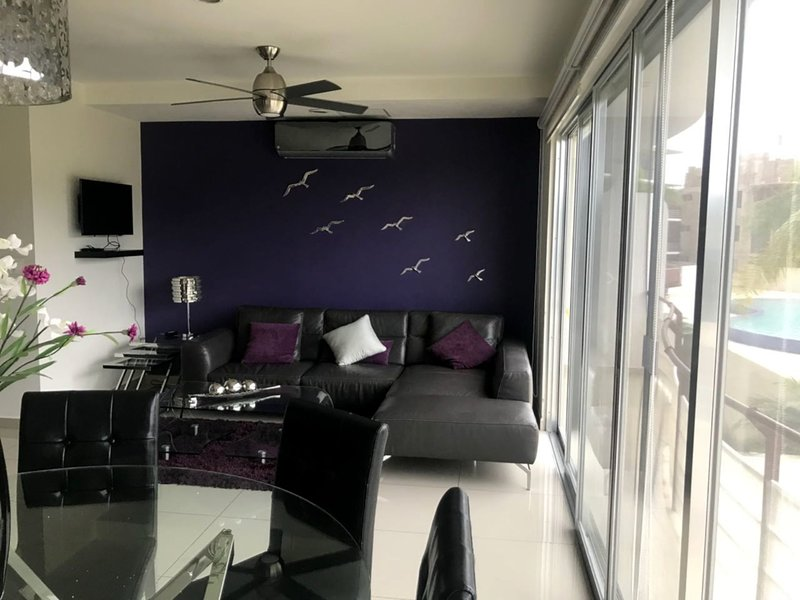 Exclusivo departamento 3 habitaciones, holiday rental in Cancun