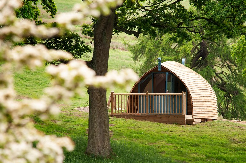 Langley Glamping Cabins - Wheatley's, vacation rental in Twice Brewed