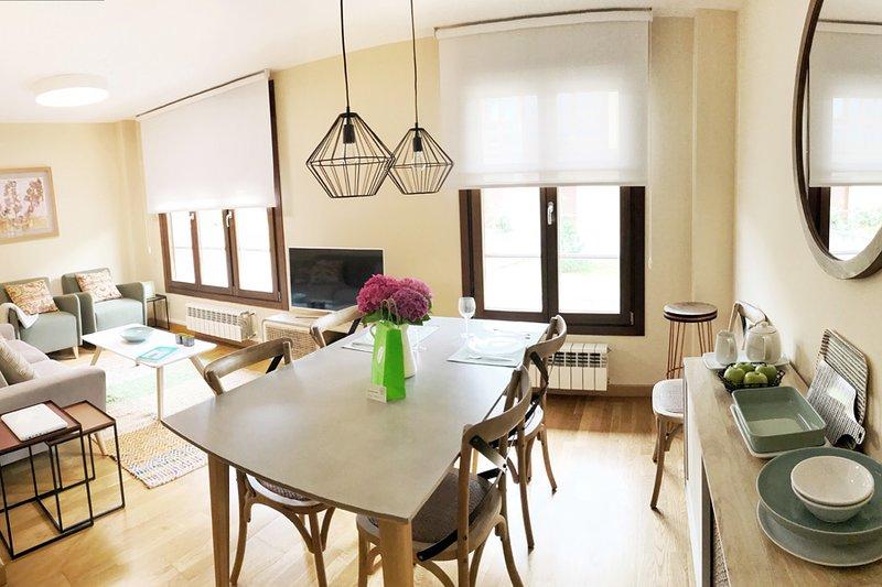 Apartamentos Venuntiempo, holiday rental in Puertas De Vidiago