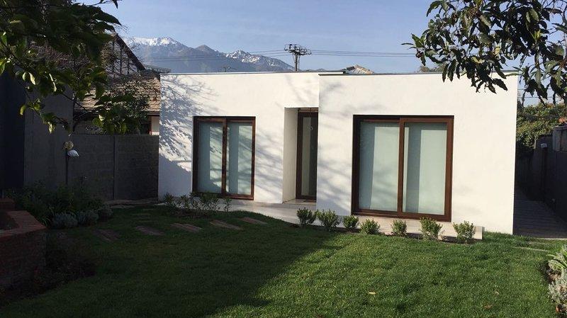 Casa de Alto Estándar, alquiler vacacional en Farellones