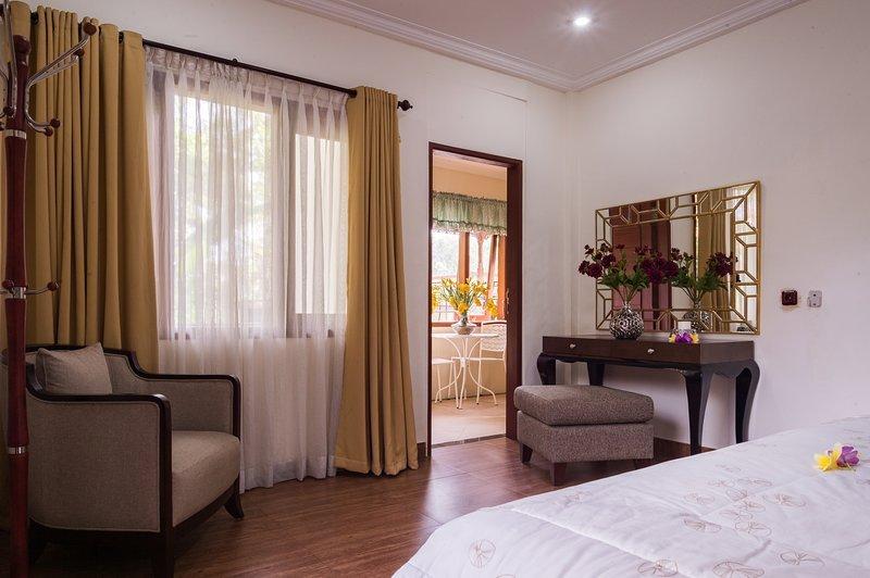 Villa Taman Sari (Bedroom 3), vacation rental in Abiansemal