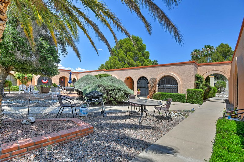 Situato nel Green Valley Resort, questo complesso assicura una vacanza all'insegna del divertimento!