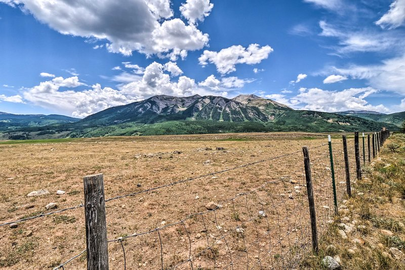 With views like this from your windows, you'll fall in love with Colorado.