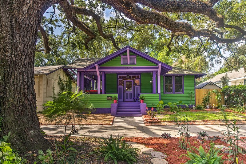 Explore Jacksonville from this vacation rental home!