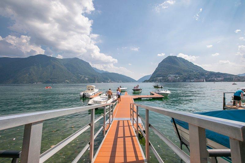 Letto Matrimoniale A Forma Di Barca.Casa Monte Rosa Updated 2020 1 Bedroom Apartment In Lugano With