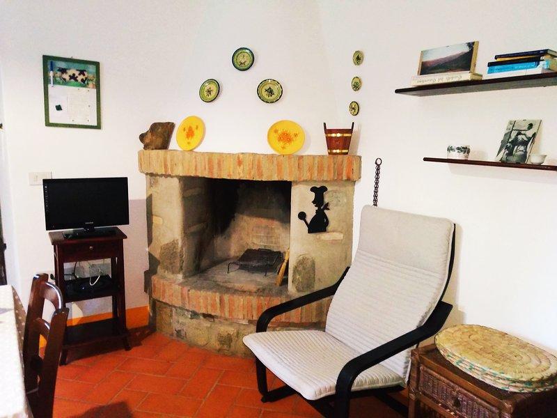 Appartamento Il Gelsomino, vacation rental in Talla