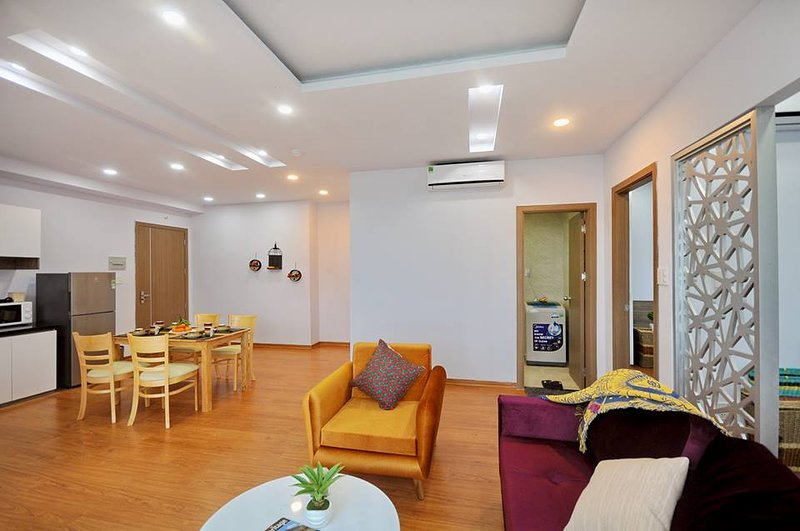 TP Luxury Beachfront Apartment, holiday rental in Nha Trang