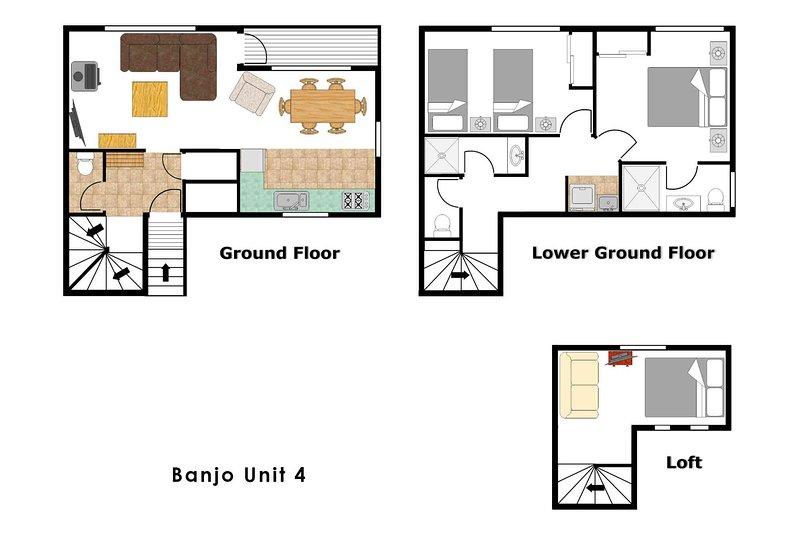 Banjo 4 Townhouse