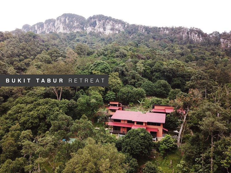 Bukit Tabur Retreat, holiday rental in Janda Baik
