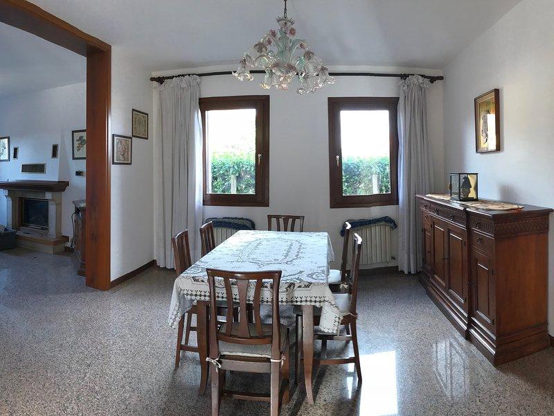 Villa Incanto, location de vacances à Quinto di Treviso