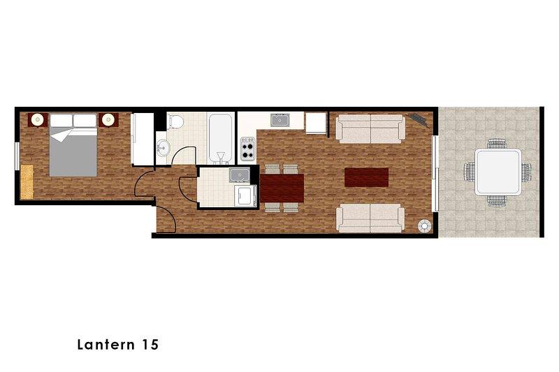 Laterne 15-Terrasse