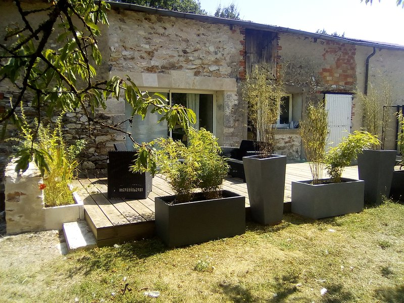 Maison de vacances, holiday rental in Veigne