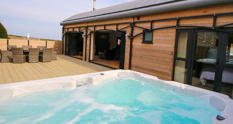 Dutch Barn, vacation rental in Crackington Haven