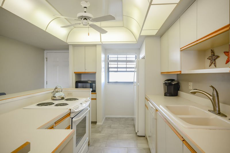 Perfect kitchen for preparing your favorite meals