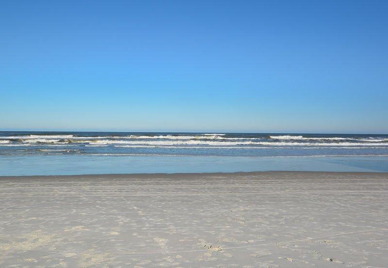 Beautiful New Smyrna Beach.