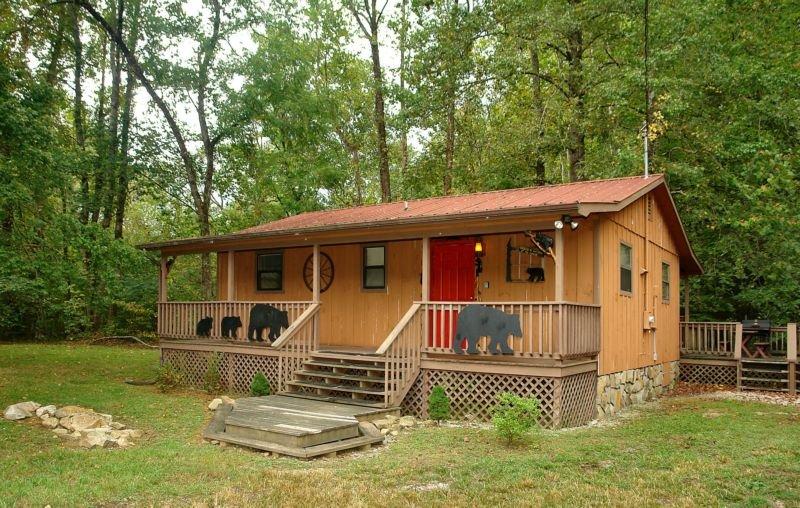 Wandering Creek - 2 Bedrooms, 1 Baths, Sleeps 6, holiday rental in Hartford