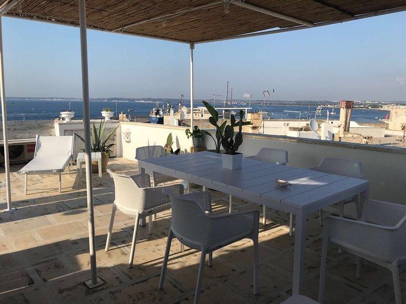 Attico Bellavista Gallipoli, vacation rental in Gallipoli