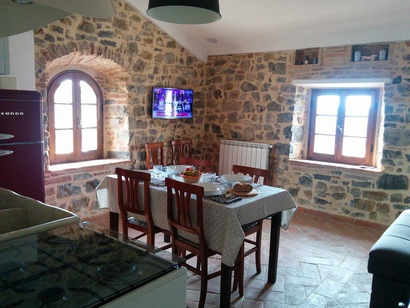 La Casina di Walfredo, holiday rental in Lustignano