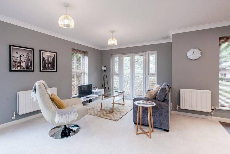 Liberty Suite Deluxe Apartment, location de vacances à Clevedon