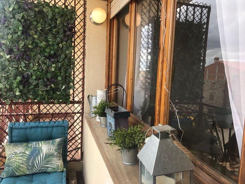Alquiler de apartamento en Buendia, vacation rental in Buendia