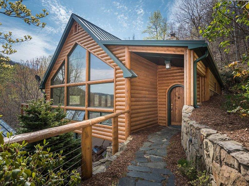 Hummingbird haven updated 2019 4 bedroom cabin in black - 4 bedroom cabins in north carolina ...