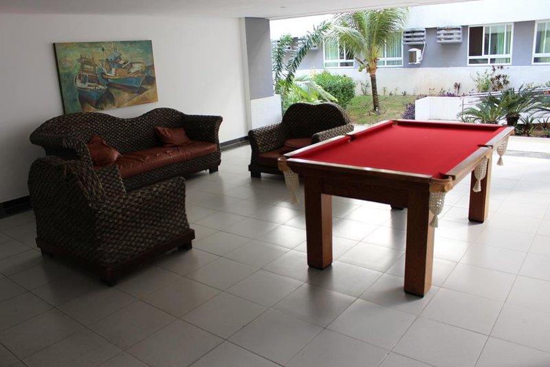 Flat Ponta Negra Beach, holiday rental in Natal