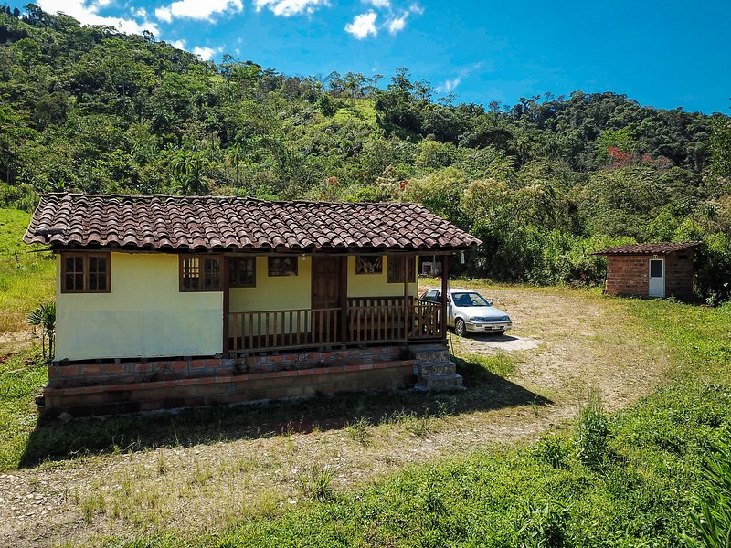 Quinta Gorrión, holiday rental in Zamora-Chinchipe Province