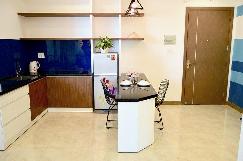 Nha Trang Oceanus Apartment, alquiler vacacional en Nha Trang