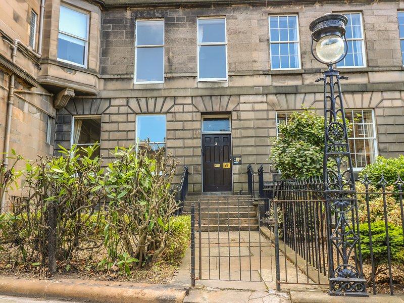 3 Lynedoch Place, Edinburgh, vacation rental in Edinburgh