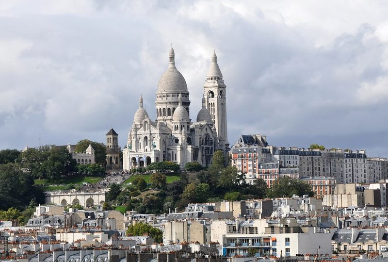 SACRE CŒUR ROSA PARK, casa vacanza a La Plaine-Saint-Denis