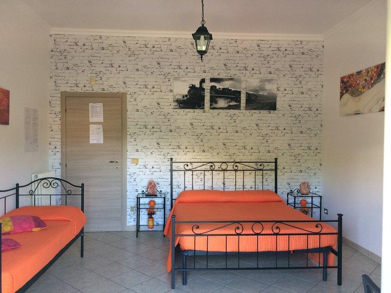 LA STAZIONE, holiday rental in Manziana