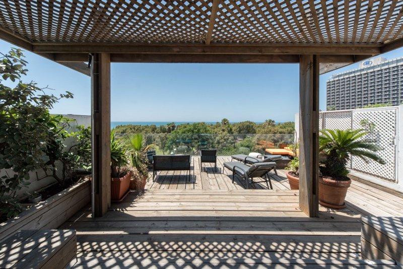 Hayarkon 185 South - Sea N' Rent, vacation rental in Ashkelon