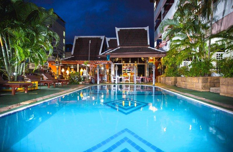 Hotel perfecto para sus vacaciones en Phuket, ya sea con su familia o alguien especial !!
