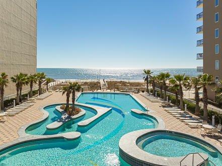 Pool 2 Beach Side