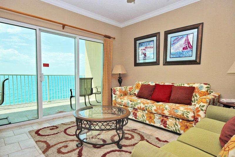 Sala de estar del frente del Golfo