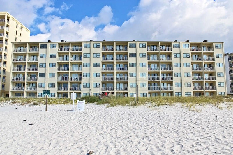 Island Shores Beach Side