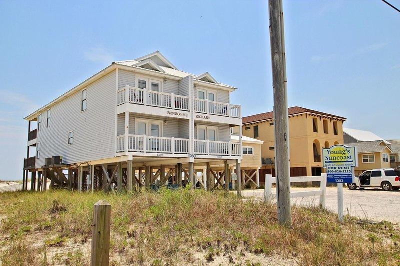 1283 West Beach Blvd., Gulf Shores, AL.