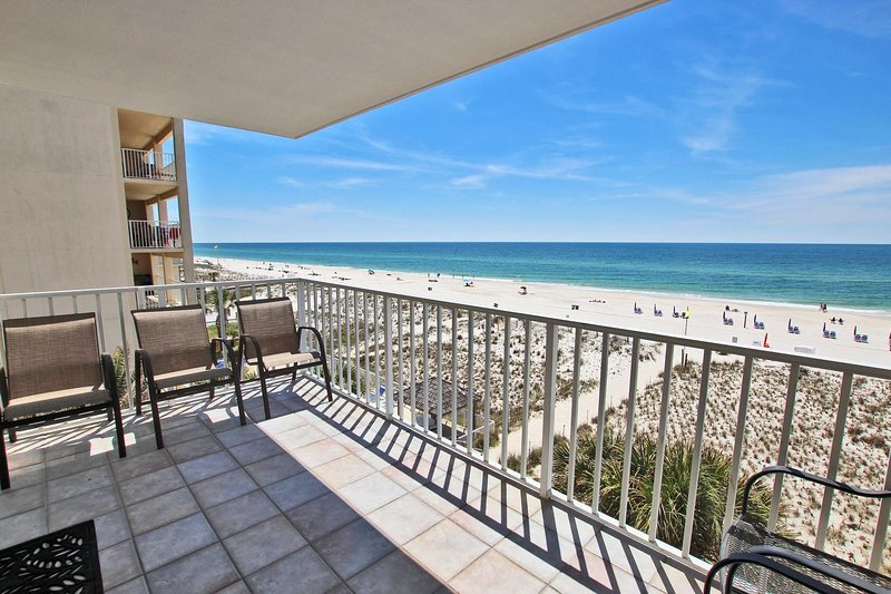 Seacrest 401- Find Out Why Fall is the Best Time to Be at the Beach! Reserve, holiday rental in Bon Secour