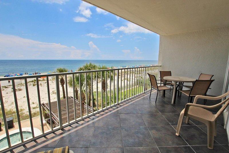 Balcone sul Golfo