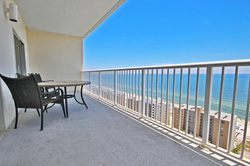 Gulf Facing Balcony