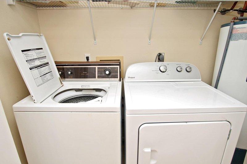 Full Size wasmachine en droger