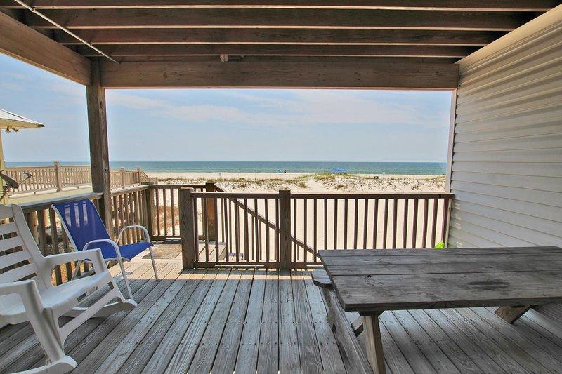 Main Beach Front Balcony