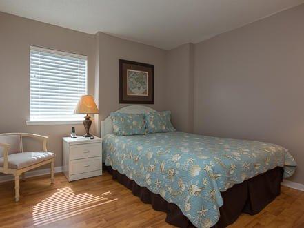 Camera degli ospiti con 1 letto matrimoniale