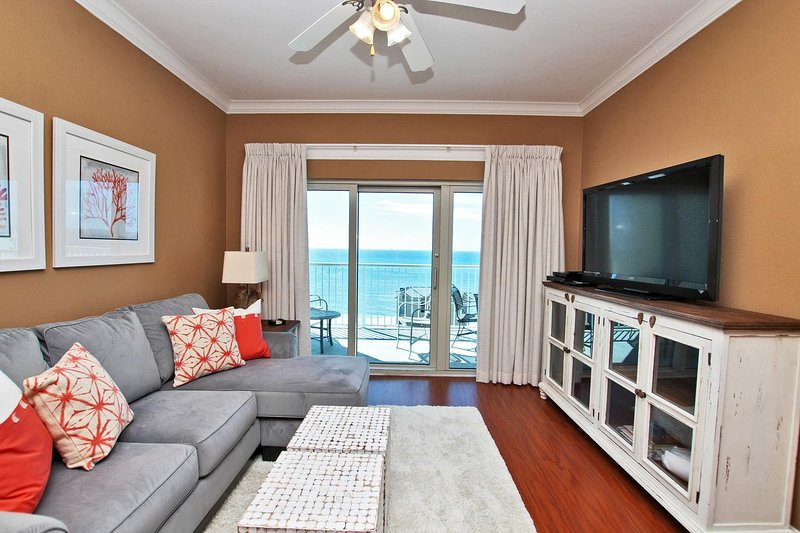 Gulf View Balcony Access
